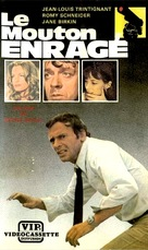 Le mouton enragé - French VHS cover (xs thumbnail)