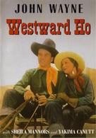 Westward Ho - DVD cover (xs thumbnail)