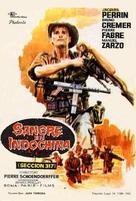 La 317eme section - Spanish Movie Poster (xs thumbnail)