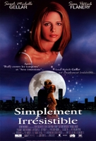 Simply Irresistible - French Movie Poster (xs thumbnail)