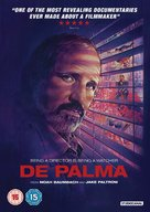 De Palma - British DVD movie cover (xs thumbnail)
