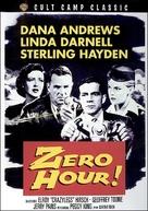 Zero Hour! - Movie Cover (xs thumbnail)