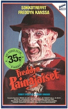"""Freddy's Nightmares"" - Finnish VHS movie cover (xs thumbnail)"