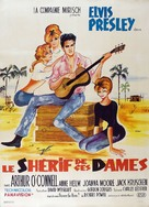 Follow That Dream - French Movie Poster (xs thumbnail)
