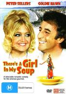 There's a Girl in My Soup - Australian DVD cover (xs thumbnail)