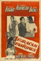 Key Largo - Argentinian Movie Poster (xs thumbnail)