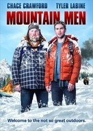 Mountain Men - Canadian DVD movie cover (xs thumbnail)