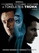 The Prestige - Hungarian DVD cover (xs thumbnail)