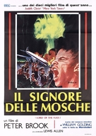 Lord of the Flies - Italian Movie Poster (xs thumbnail)
