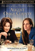 August: Osage County - DVD cover (xs thumbnail)
