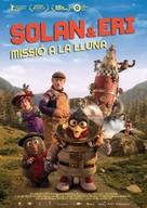 Månelyst i Flåklypa - Andorran Movie Poster (xs thumbnail)