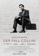 The Collini Case - German Movie Poster (xs thumbnail)