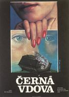 Black Widow - Czech Movie Poster (xs thumbnail)