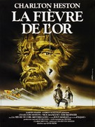 Mother Lode - French Movie Poster (xs thumbnail)