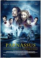 The Imaginarium of Doctor Parnassus - Portuguese Movie Poster (xs thumbnail)