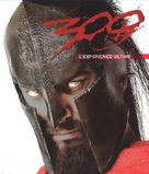 300 - French Blu-Ray movie cover (xs thumbnail)