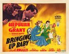Bringing Up Baby - Theatrical poster (xs thumbnail)