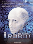 I, Robot - Belgian Movie Poster (xs thumbnail)