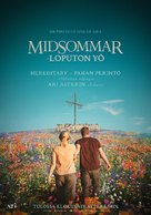Midsommar - Finnish Movie Poster (xs thumbnail)