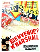 Bienvenido Mister Marshall - French Movie Poster (xs thumbnail)