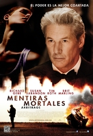 Arbitrage - Mexican Movie Poster (xs thumbnail)