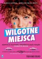 Feuchtgebiete - Polish Movie Poster (xs thumbnail)