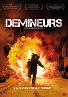 The Hurt Locker - French DVD cover (xs thumbnail)