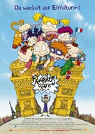 Rugrats in Paris: The Movie - Rugrats II - German Movie Poster (xs thumbnail)