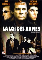 Scenes of the Crime - French VHS movie cover (xs thumbnail)