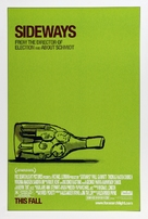 Sideways - Movie Poster (xs thumbnail)