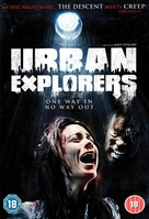Urban Explorer - British DVD cover (xs thumbnail)