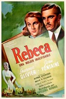 Rebecca - Spanish Movie Poster (xs thumbnail)