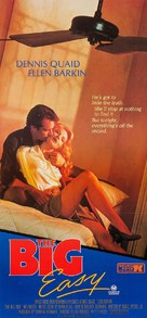 The Big Easy - Australian Movie Poster (xs thumbnail)