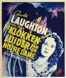 The Hunchback of Notre Dame - Dutch Movie Poster (xs thumbnail)