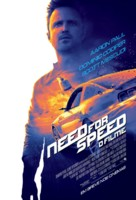 Need for Speed - Brazilian Movie Poster (xs thumbnail)
