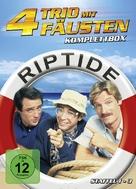 """Riptide"" - German Movie Cover (xs thumbnail)"