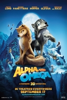 Alpha and Omega - Canadian Movie Poster (xs thumbnail)