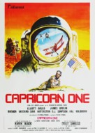 Capricorn One - Italian Movie Poster (xs thumbnail)