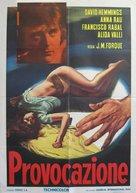 No es nada, mamá, sólo un juego - Italian Movie Poster (xs thumbnail)