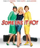 Some Like It Hot - Movie Cover (xs thumbnail)