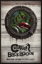 Creature from the Black Lagoon - poster (xs thumbnail)