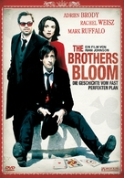 The Brothers Bloom - Danish Movie Cover (xs thumbnail)