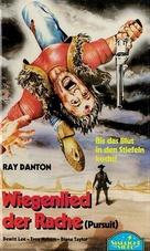 Apache Blood - German VHS movie cover (xs thumbnail)