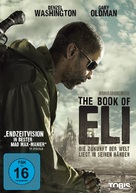 The Book of Eli - German Movie Cover (xs thumbnail)