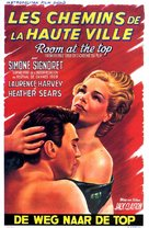 Room at the Top - Belgian Movie Poster (xs thumbnail)