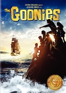 The Goonies - DVD cover (xs thumbnail)