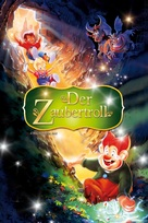 A Troll in Central Park - German Movie Cover (xs thumbnail)