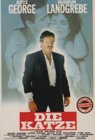 Katze, Die - German Movie Poster (xs thumbnail)