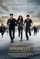 The Twilight Saga: Breaking Dawn - Part 2 - Mexican Movie Poster (xs thumbnail)