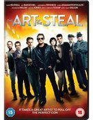 The Art of the Steal - British Movie Cover (xs thumbnail)